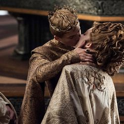 Season 4: Ignore the vile Joffrey and admire this cascading beehive of gravity-defying curls on Margaery.
