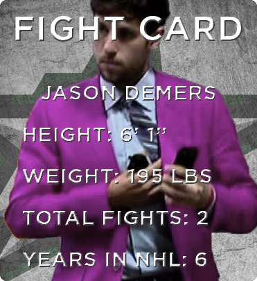 Demers Fight Card