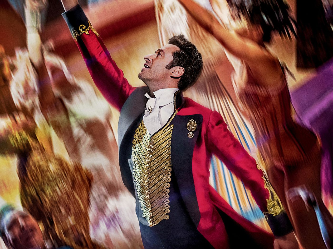 The Greatest Showman review: Flashy, splashy, and fake - Vox