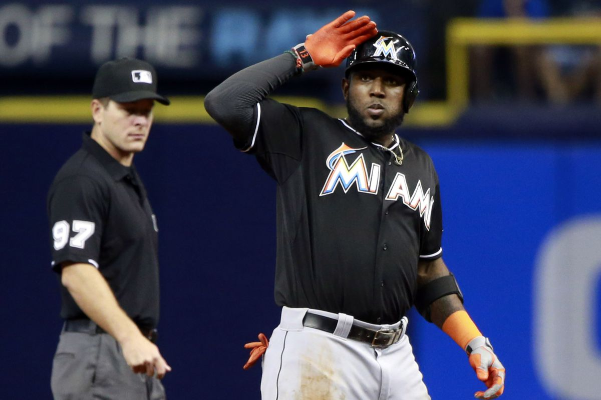 2015 Miami Marlins Season Review  Outfield problems - Fish Stripes ea5f39168