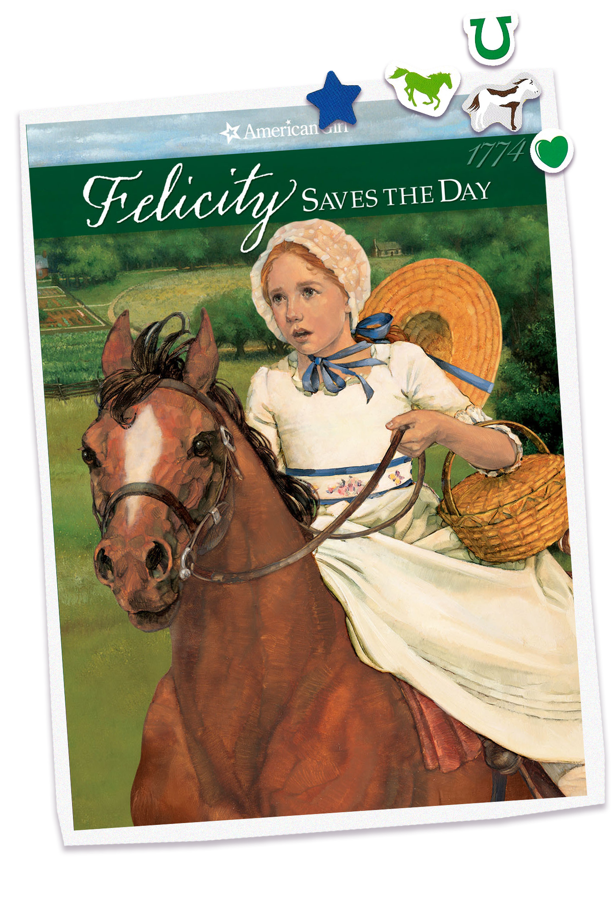 Felicity Saves the Day book cover
