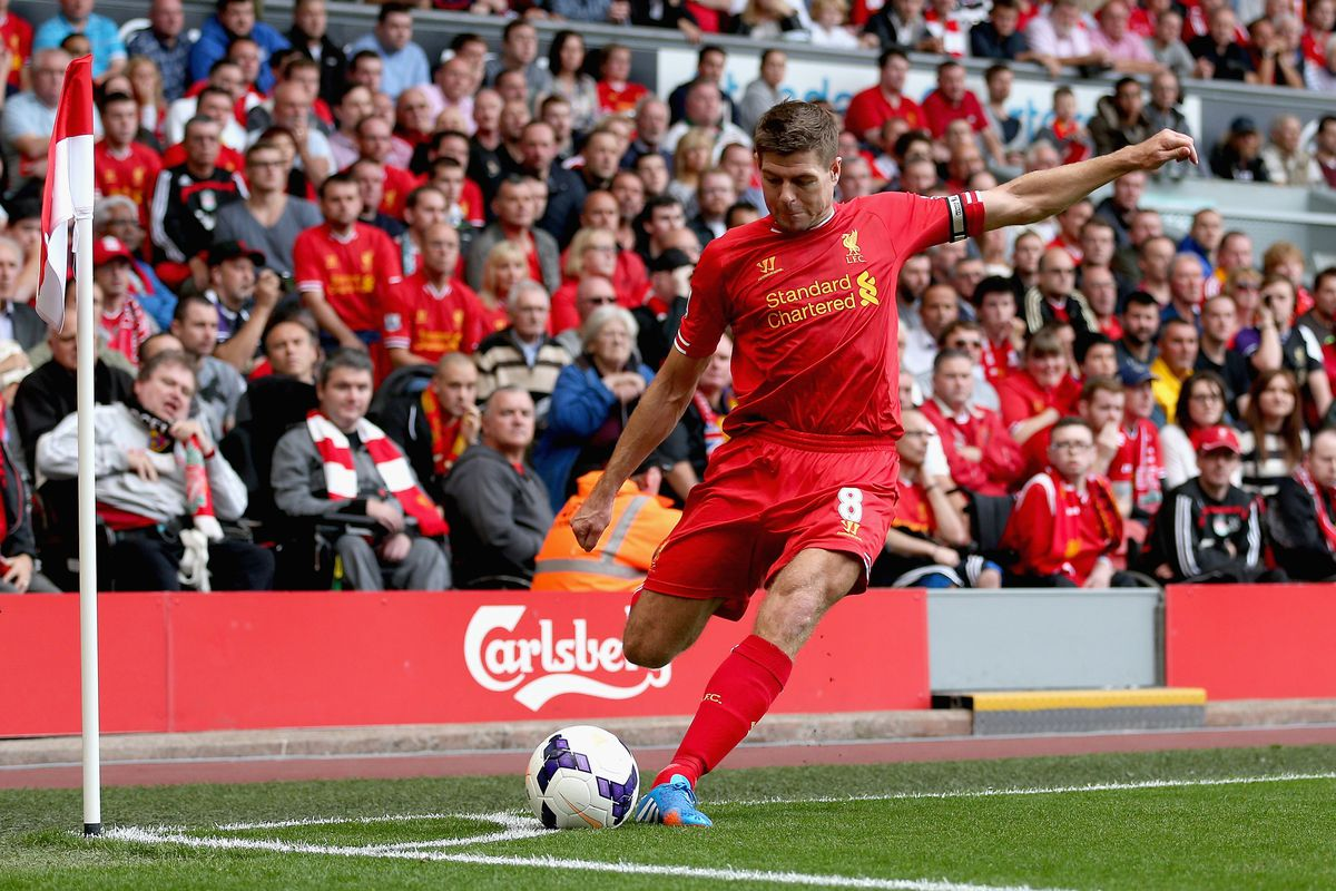 Liverpool will not be conceding on this particular set piece. Hopefully.