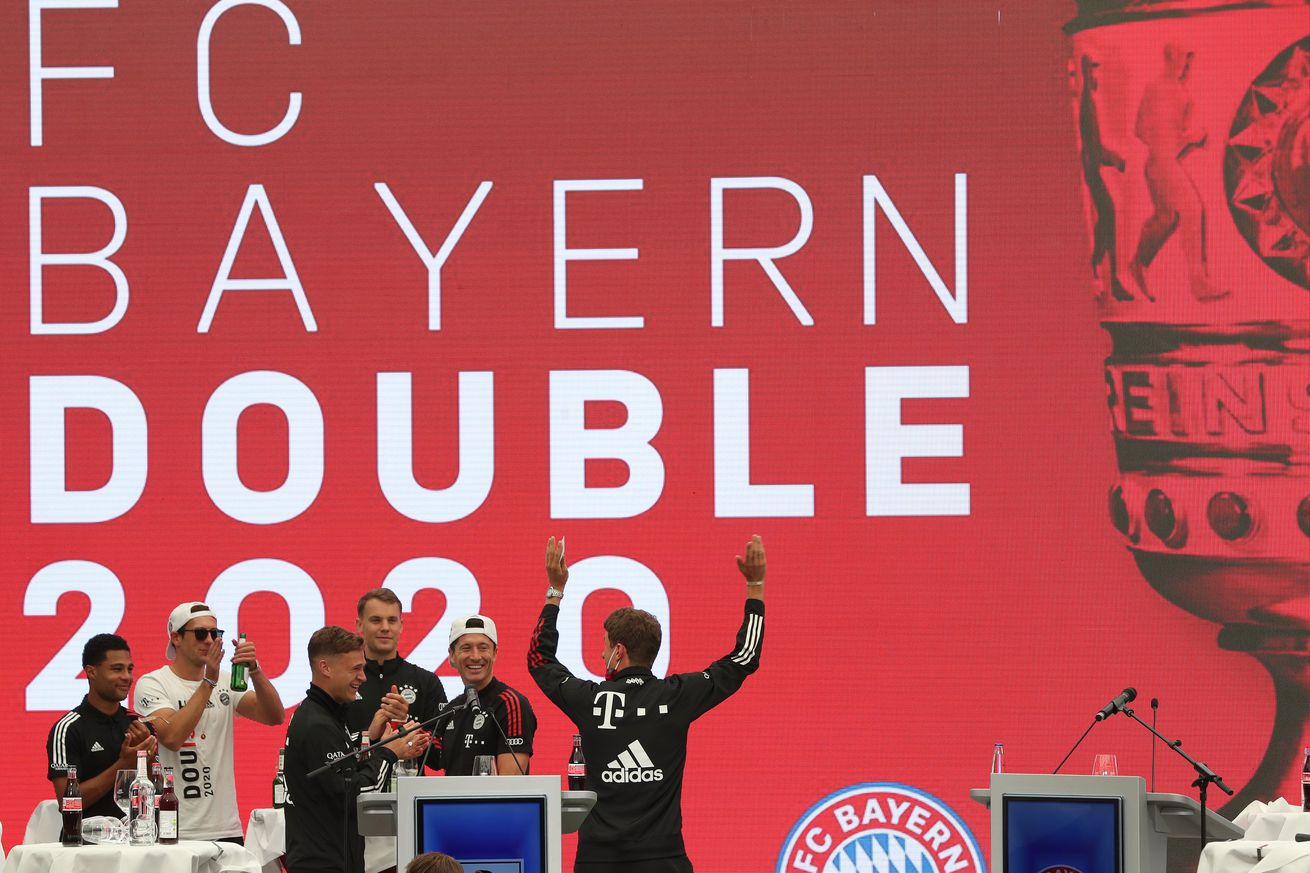 Champions League the final prize in Bayern Munich?s hunt for the Treble
