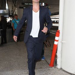 """""""Blurred Lines"""" crooner Robin Thicke."""
