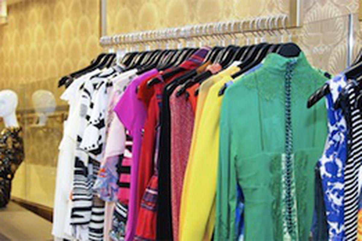 "Photo: <a href=""http://luxurygaragesale.com/pages/our-boutique"">via</a> Luxury Garage Sale"