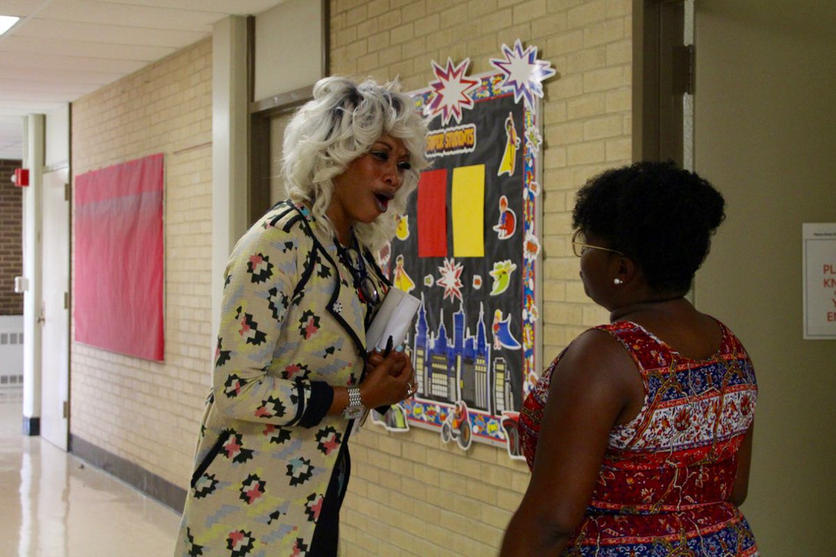 When Sharon Griffin became the latest leader of the Achievement School District in June, she said one of her biggest priorities would reconnecting the state-run district with the community it serves most — Memphis.