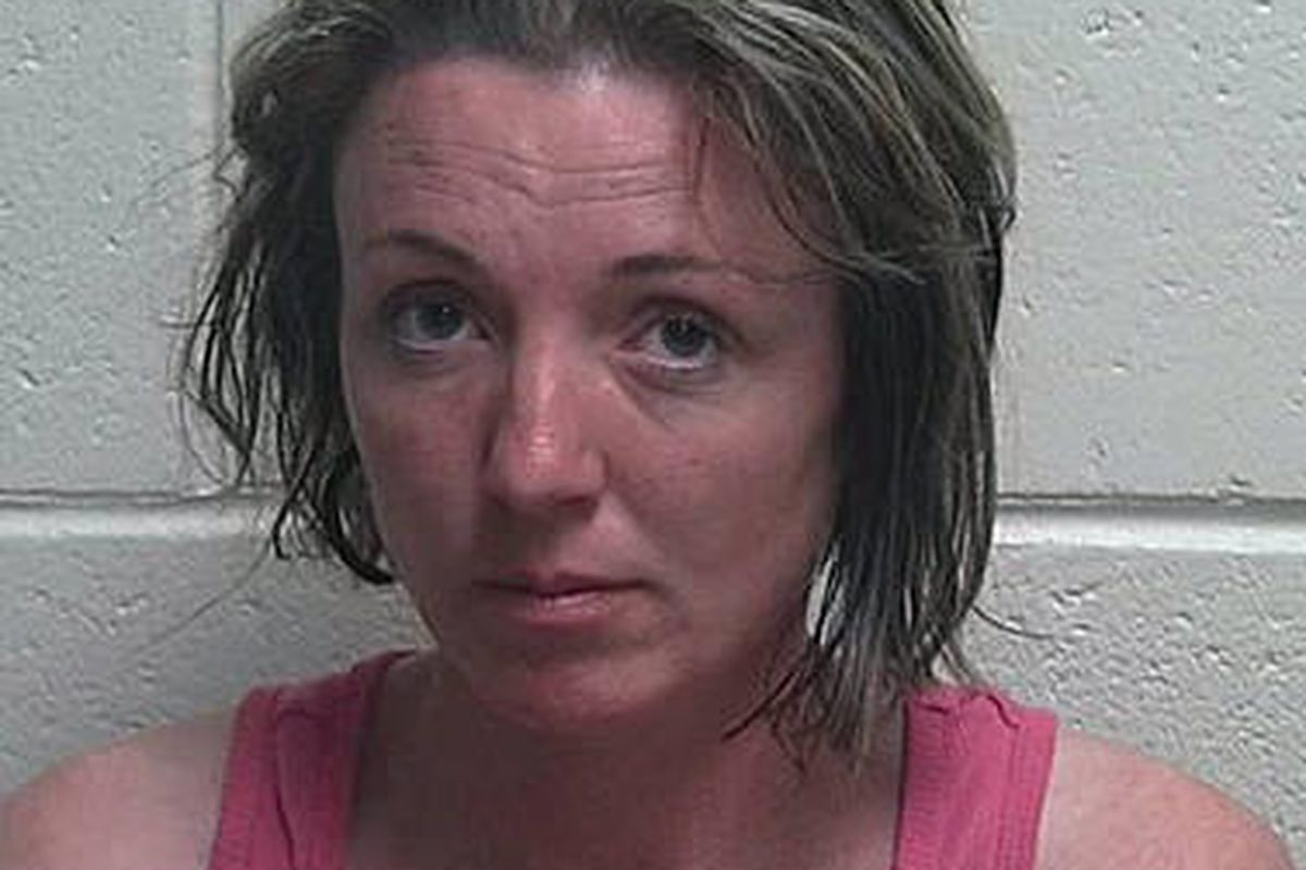 Cameo Adawn Crispi, 31, is facing a number of felony and misdemeanor charges in 8th District Court. She is accused of trying to set fire to her ex-boyfriend's home on March 14, 2014, with a pound of bacon left burning on a gas stove and hot coals from a w