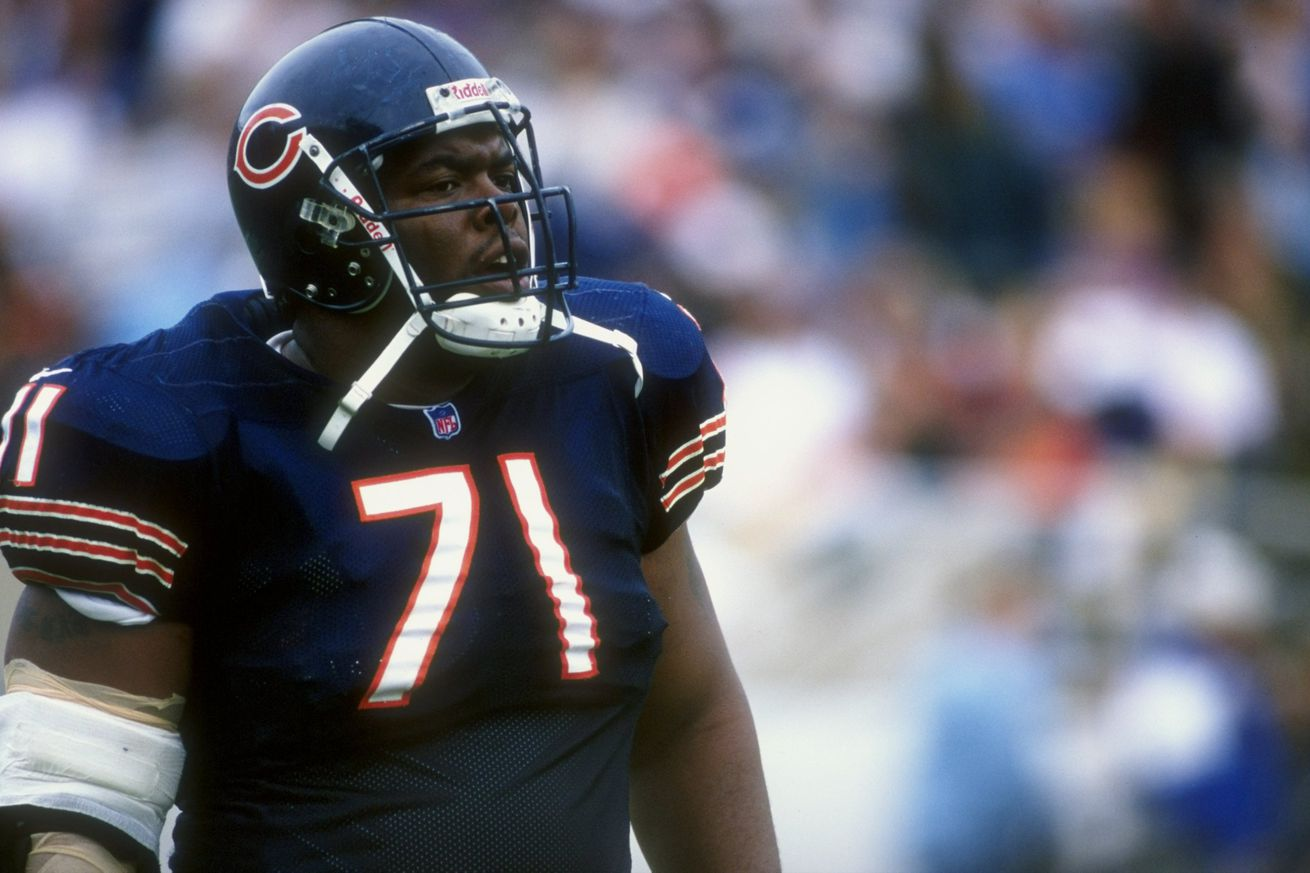 Remembering the 1995 Bears' offensive line