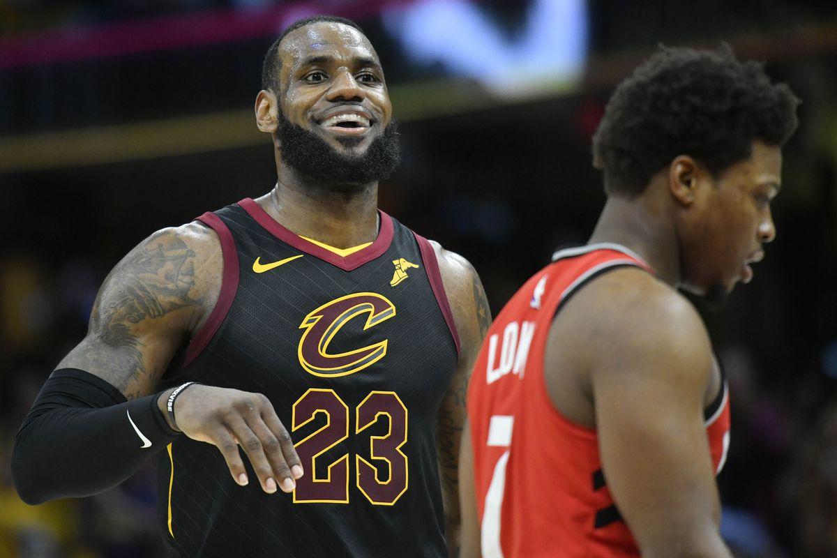 50f376efc3c NBA Playoffs 2018  The Raptors really blew it