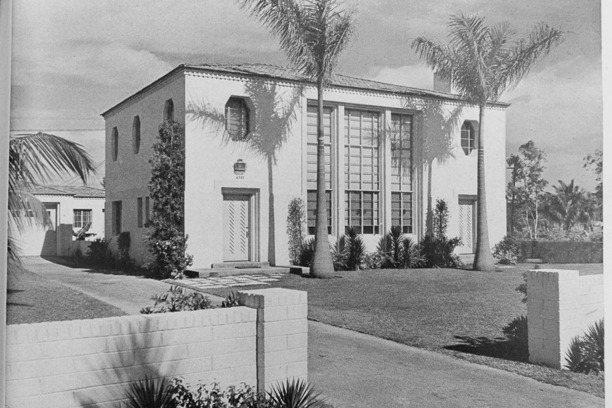 [Via American Architect, 1935]