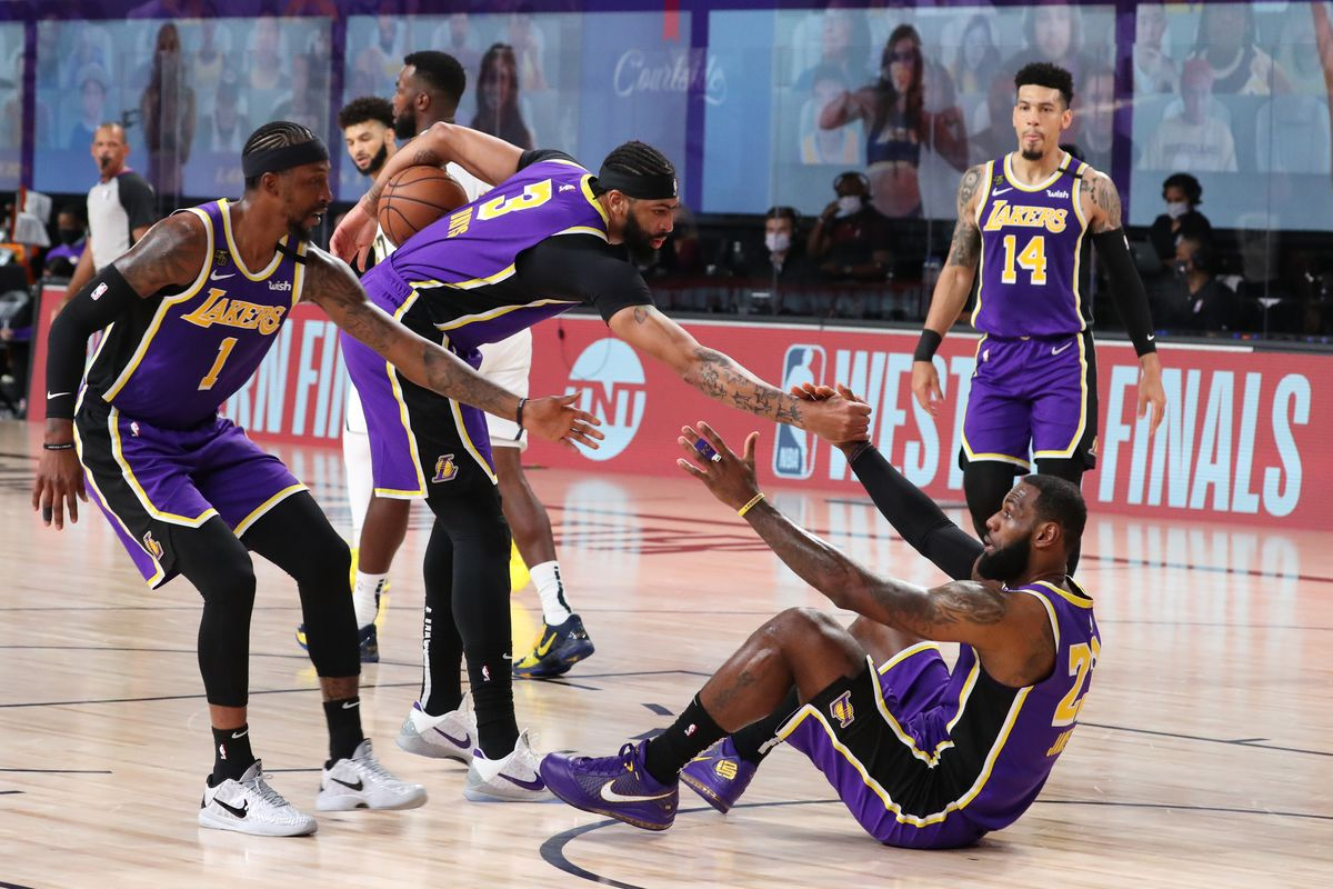 2020 Nba Finals Preview What To Expect From Los Angeles Lakers In Series Vs Miami Heat Draftkings Nation