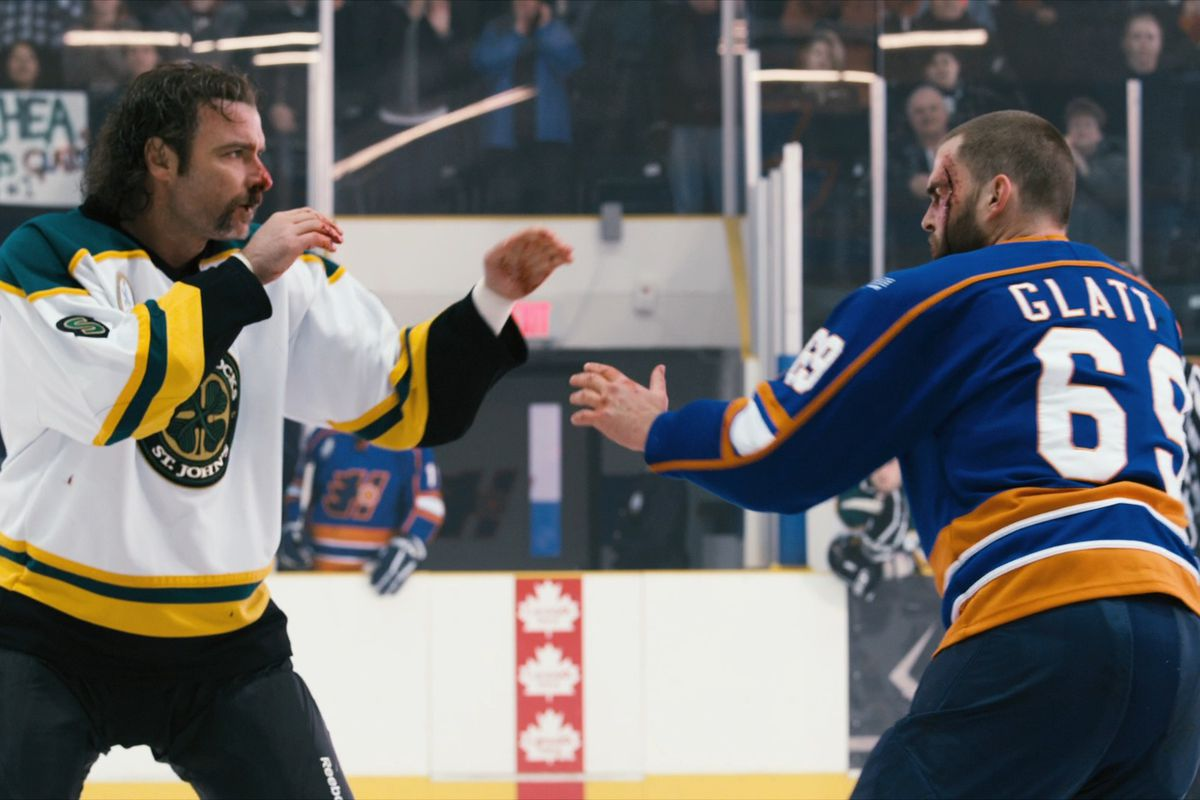 Goon The Greatest Hockey Film Of All Time St Louis Game Time
