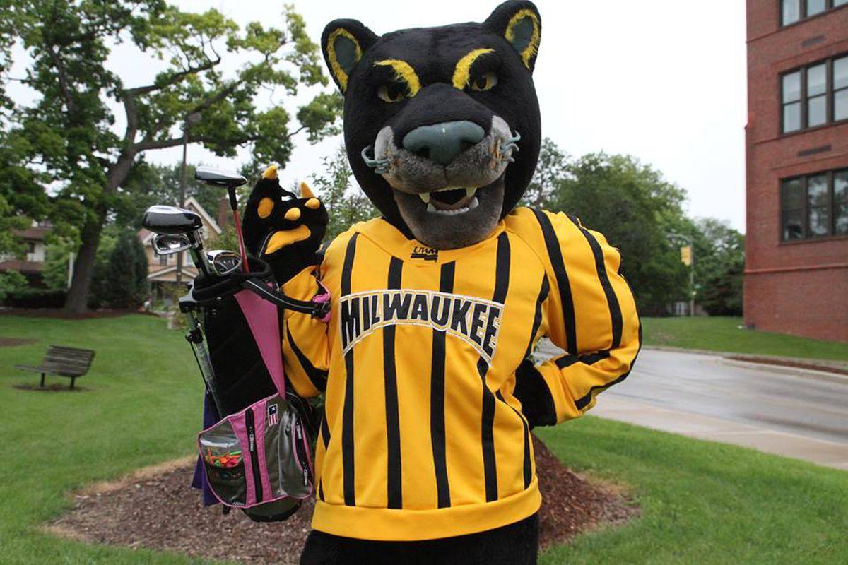 UWM's Mascot