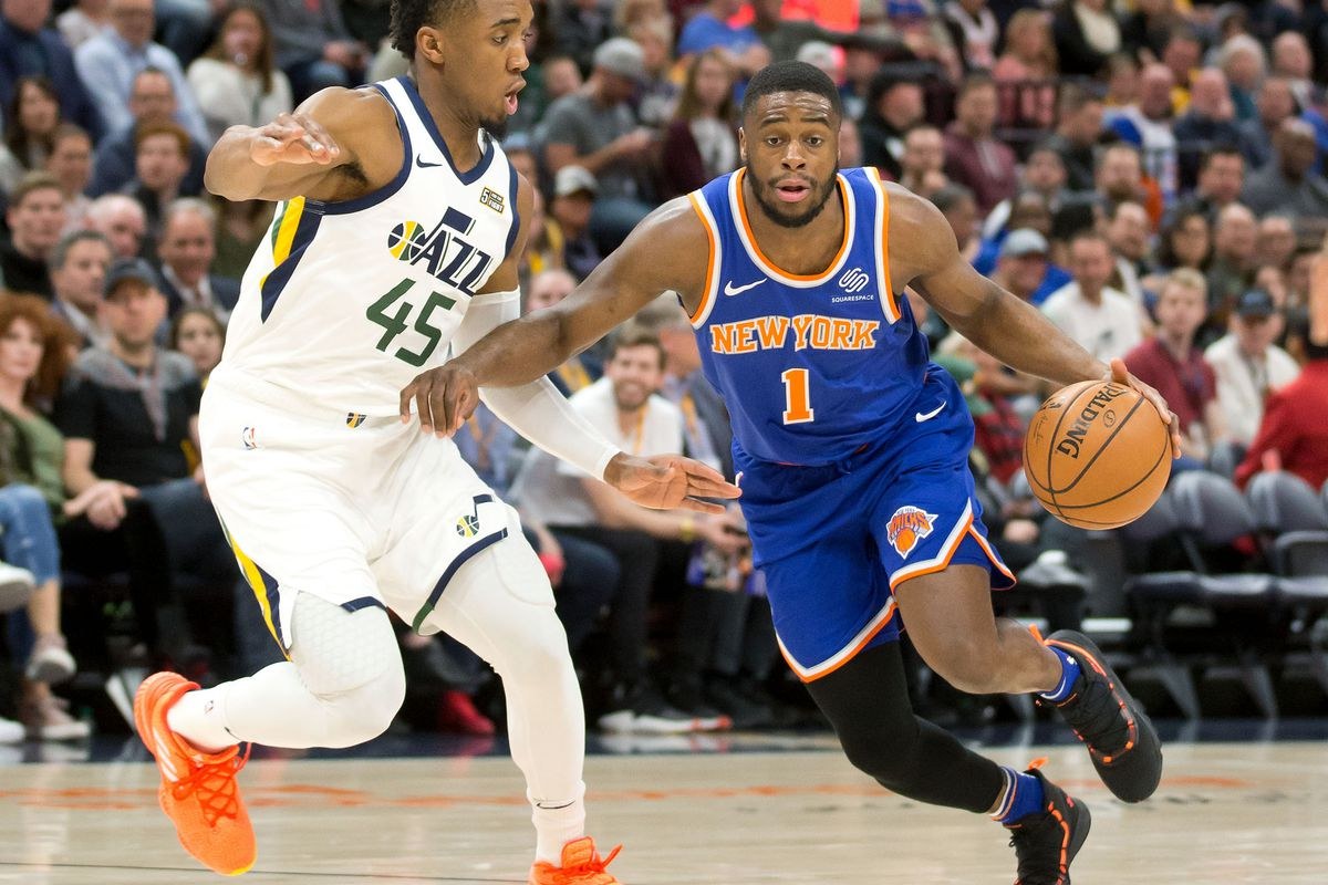 Utah Jazz Go For Five Straight Wins As They Visit New York Knicks