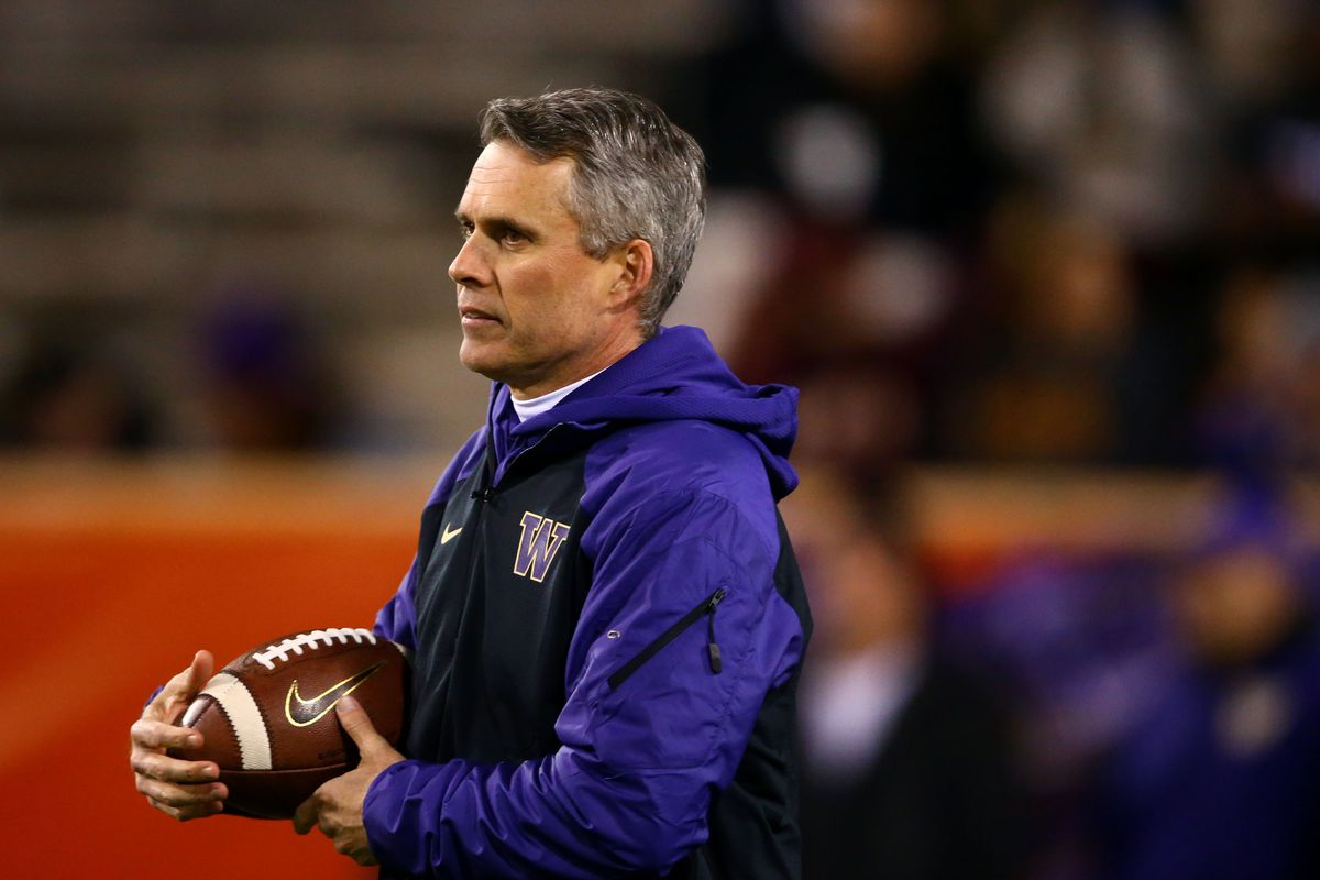 It was a rough first season for two-time Bear Bryant award winner, Chris Petersen.