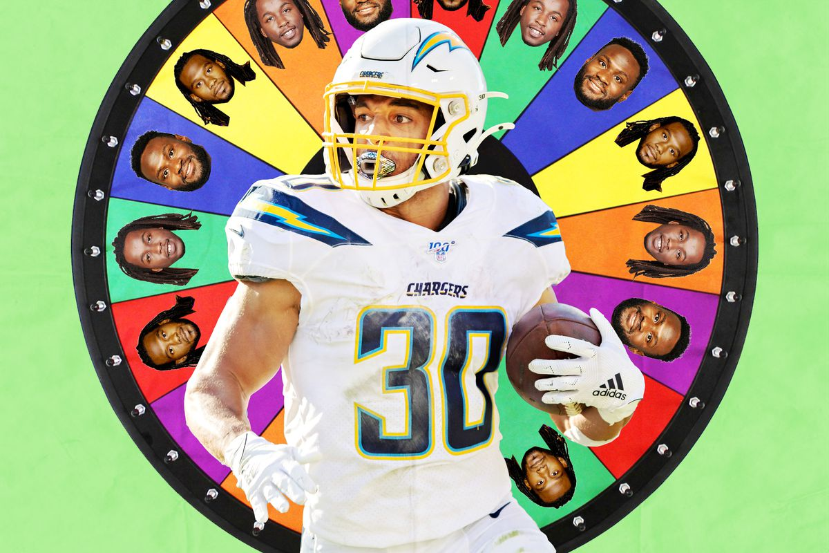 Fantasy Football: Which running back will be this year's Austin Ekeler? -  Fake Teams