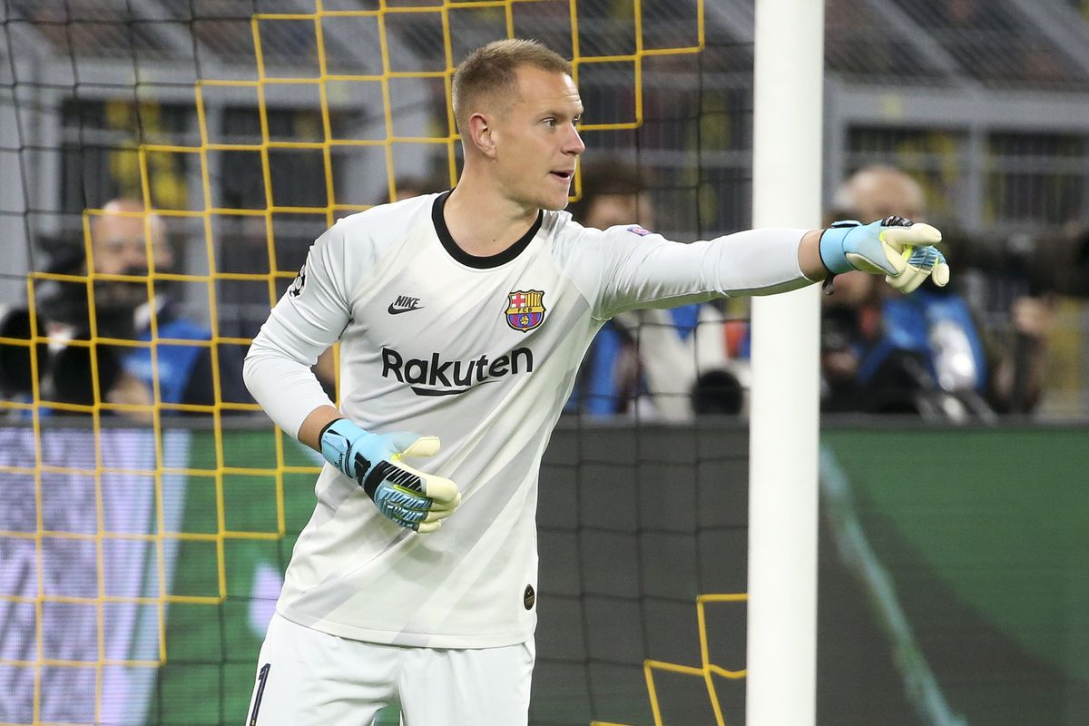 Marc-Andre ter Stegen nominated for Champions League Player of the Week