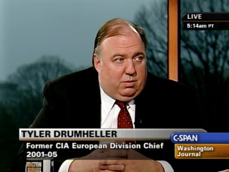 Tyler Drumheller, former CIA European Division Chief