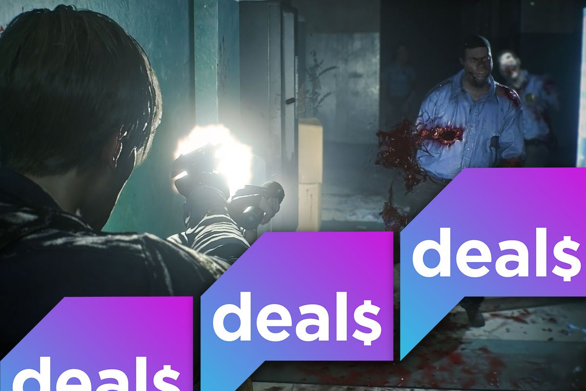 Best gaming deals: new PSVR bundles, a Resident Evil 2 sale, and