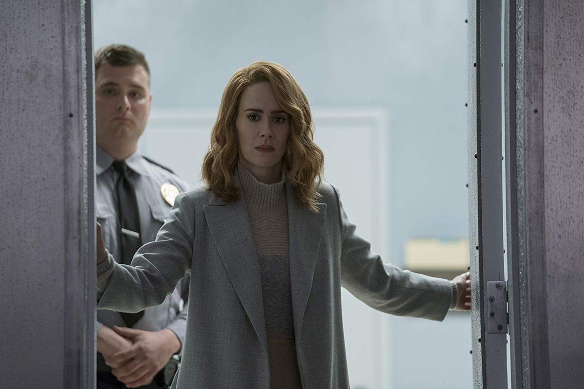 Sarah Paulson plays Dr. Ellie Staple in Glass.