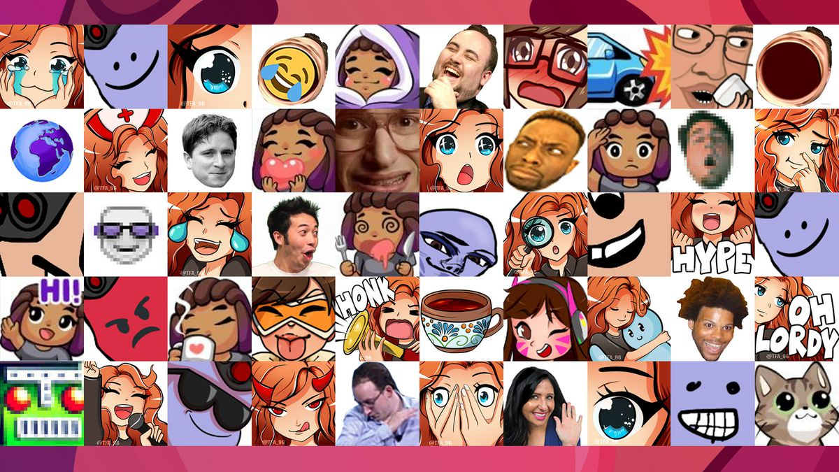 Better Twitch Tv Personal Emotes Gastronomia Y Viajes