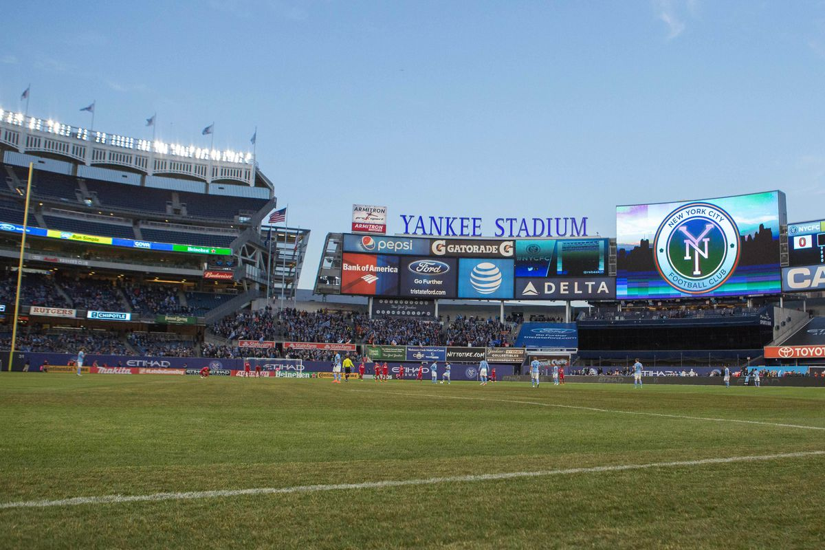 MLS: Chicago Fire at New York City FC