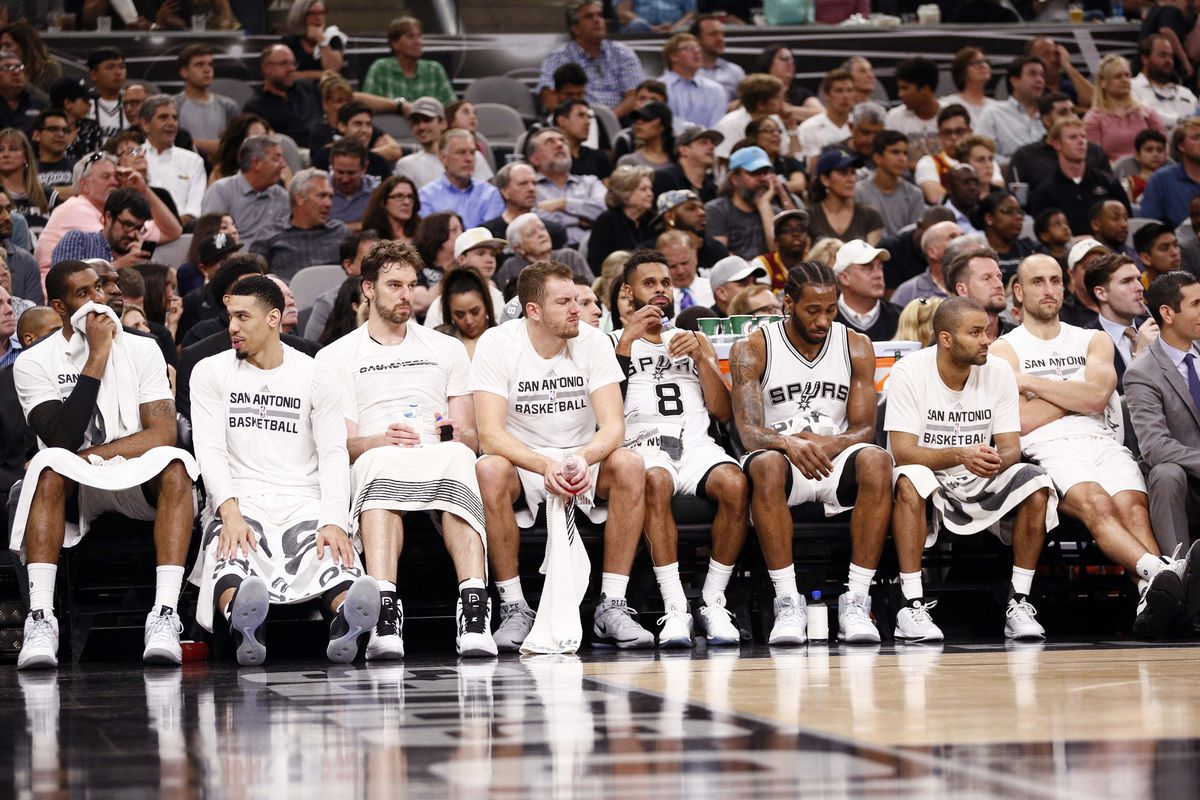 What the San Antonio Spurs could look like next season - Pounding The Rock d521c7af483