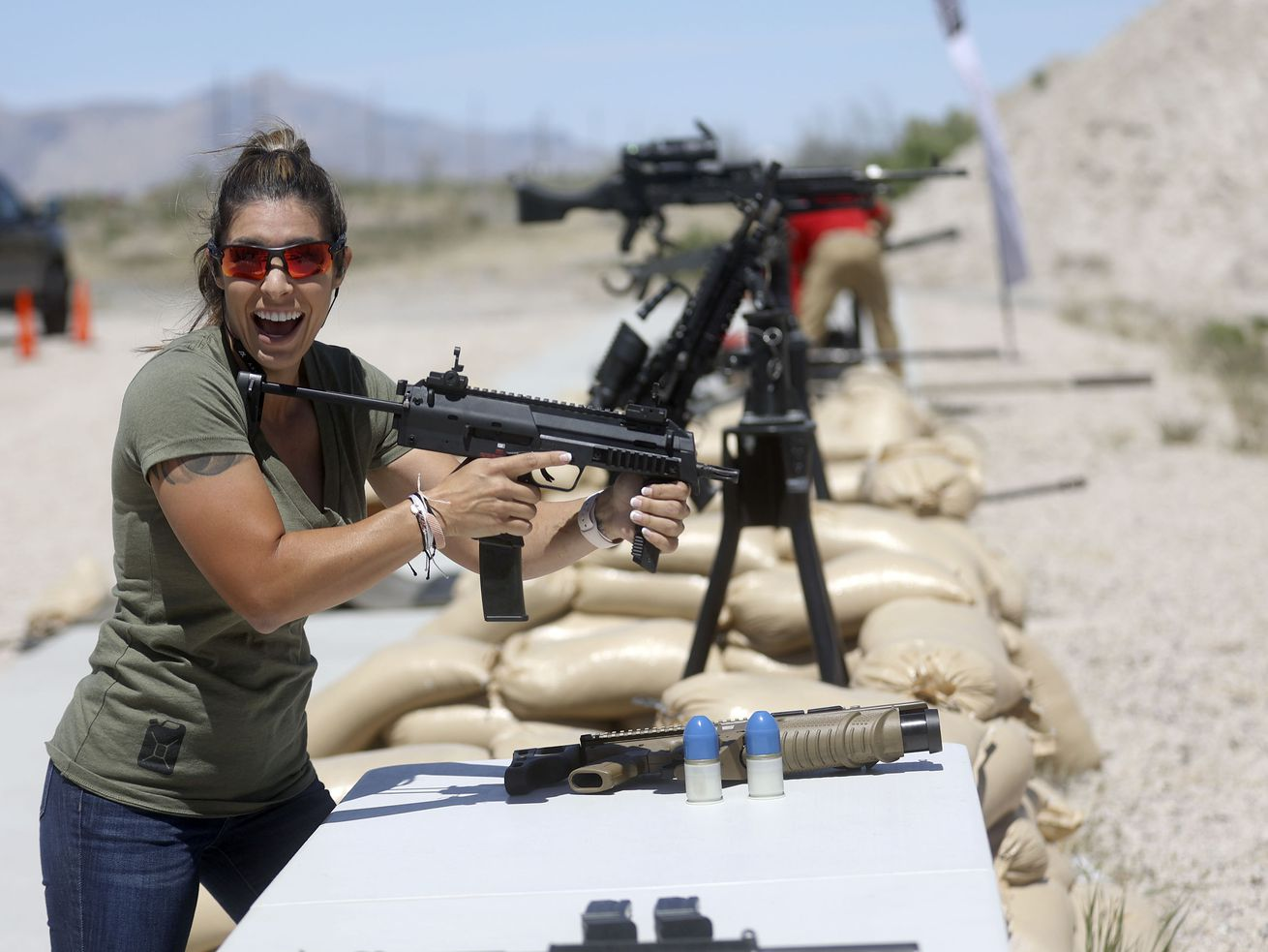 Guns, gear and the nitty-gritty: Utah's TacGas hits the mark for growing client base