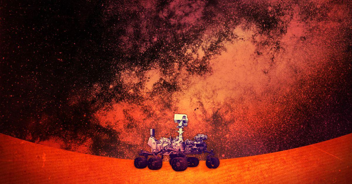 mars rover battery low getting dark - photo #7