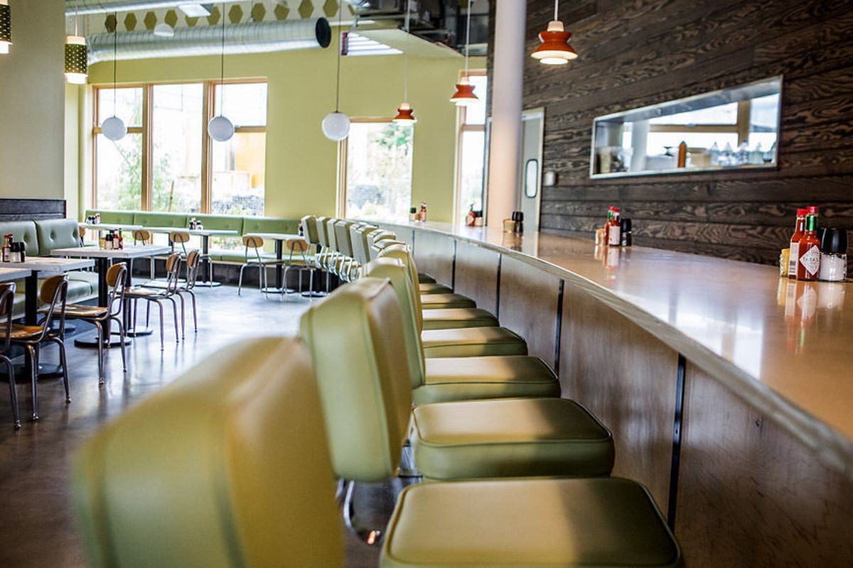 """<a href=""""http://seattle.eater.com/archives/2013/08/02/look-inside-the-ballard-skillet-diner-opening-aug-12.php"""">Skillet Diner Ballard, Seattle</a>"""