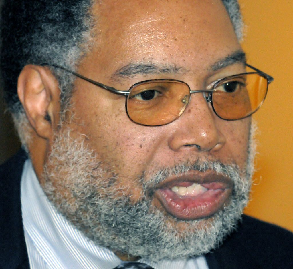 Lonnie Bunch III, the founding director of the Smithsonian National Museum of African American History and Culture.   Sun-Times file photo
