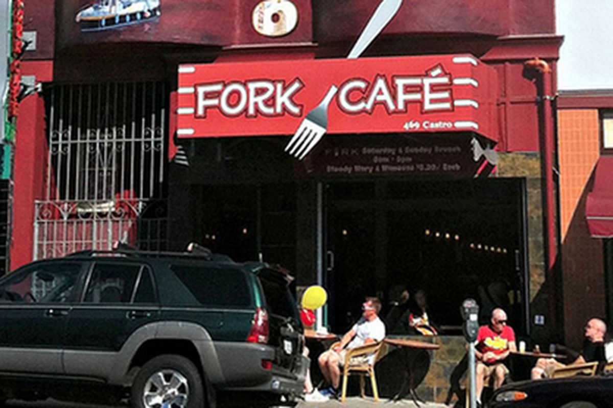 Fork Cafe in the Castro.