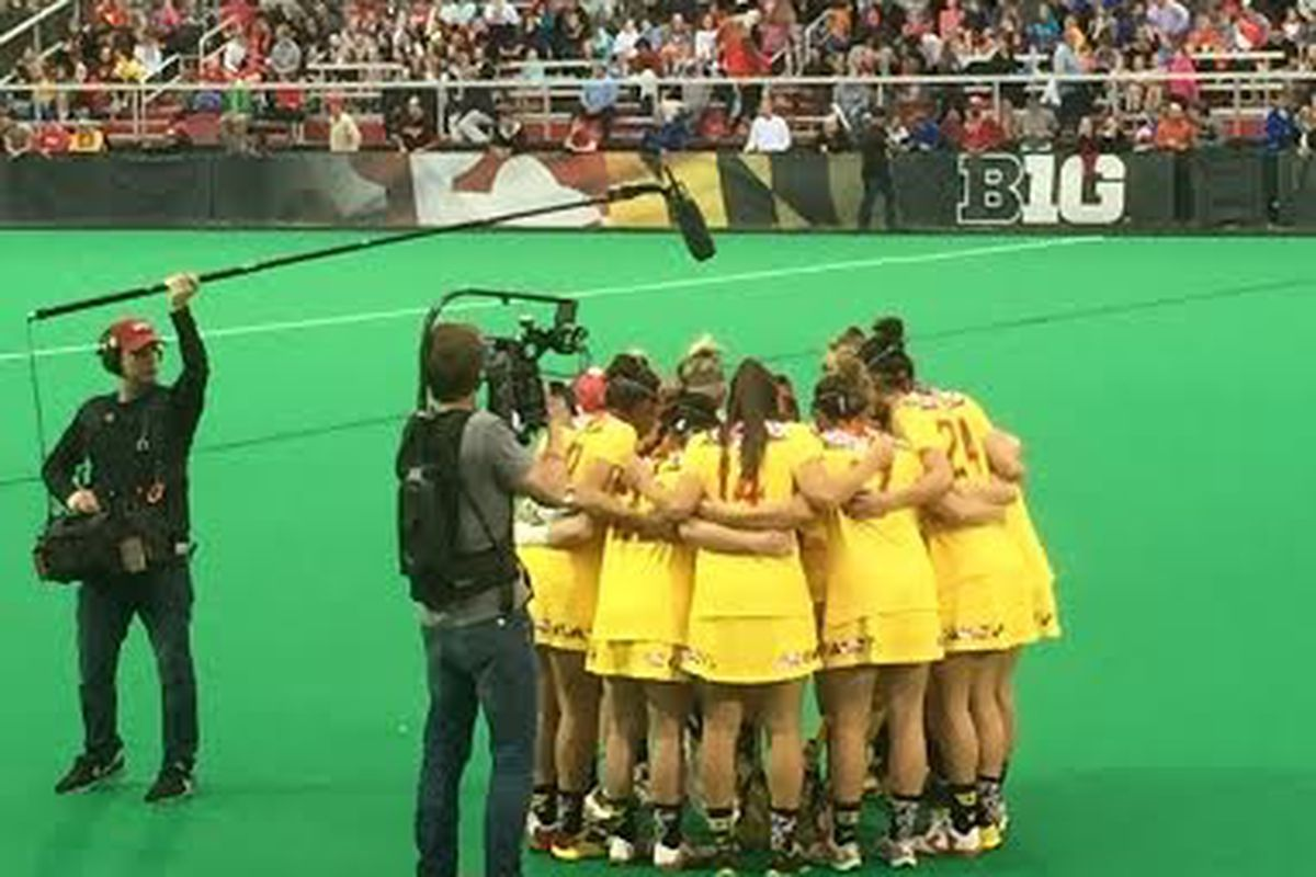 Maryland women's lacrosse's opens NCAA Tournament play at home against Johns Hopkins on Sunday at noon