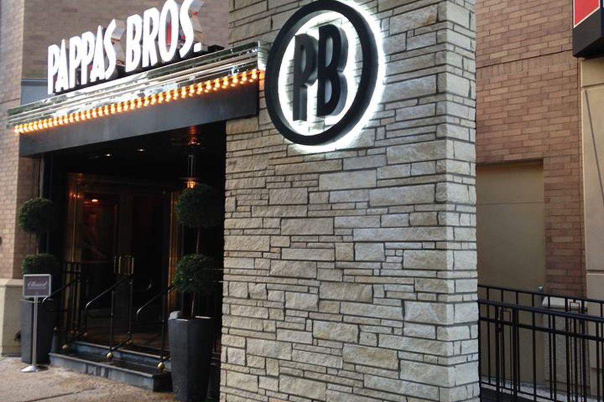 Pappas Bros. Steakhouse / Facebook