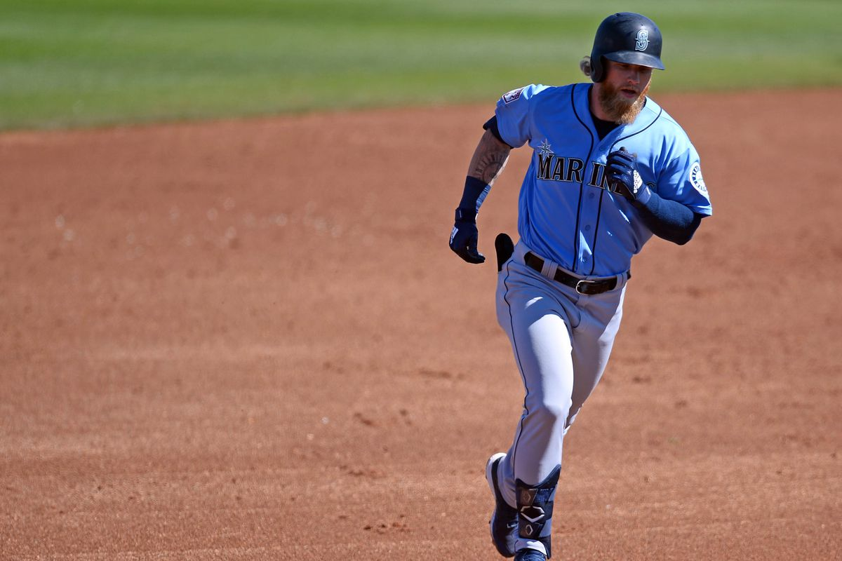 MLB: Spring Training-Seattle Mariners at San Diego Padres