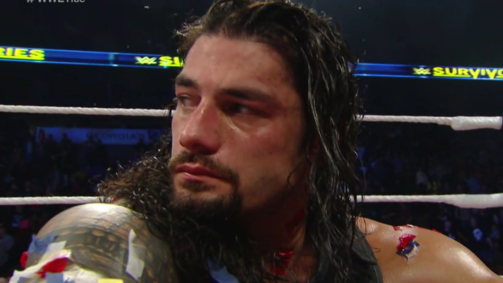 Roman Reigns Reaction To Losing The World Championship Is