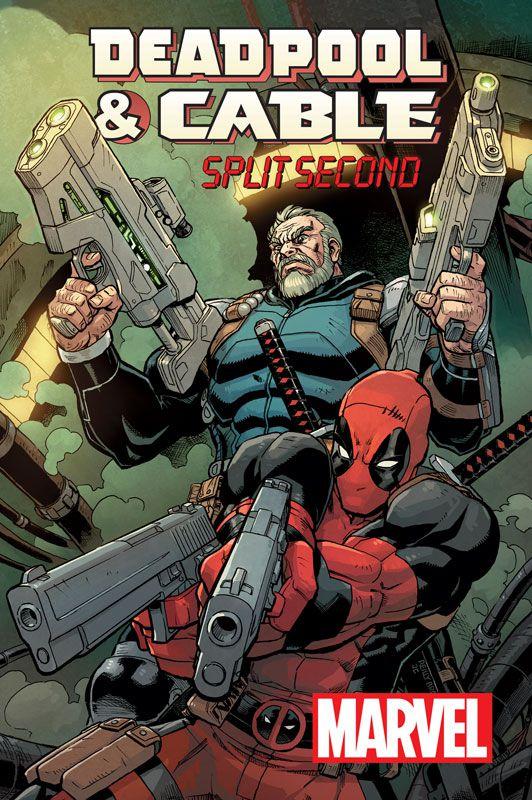 Deadpool Cable Split Second