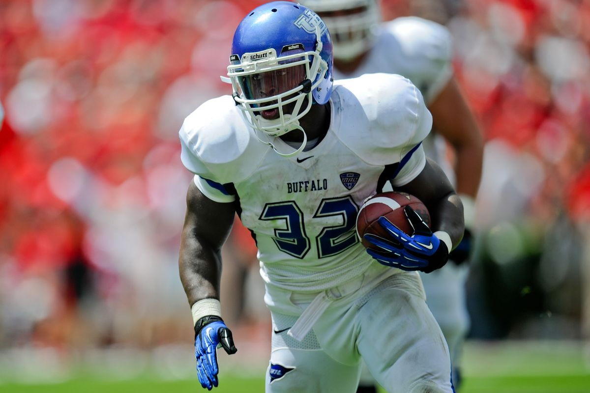 Still sidelined, UB will have to make do without Oliver