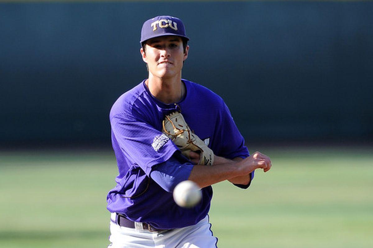 Preston Morrison - TCU Baseball