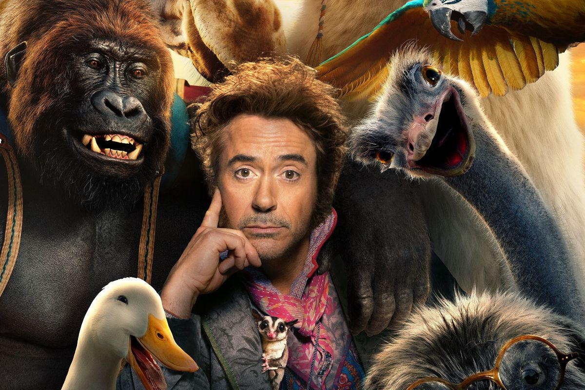 Dolittle will delight small children and drive adults mad - The Verge
