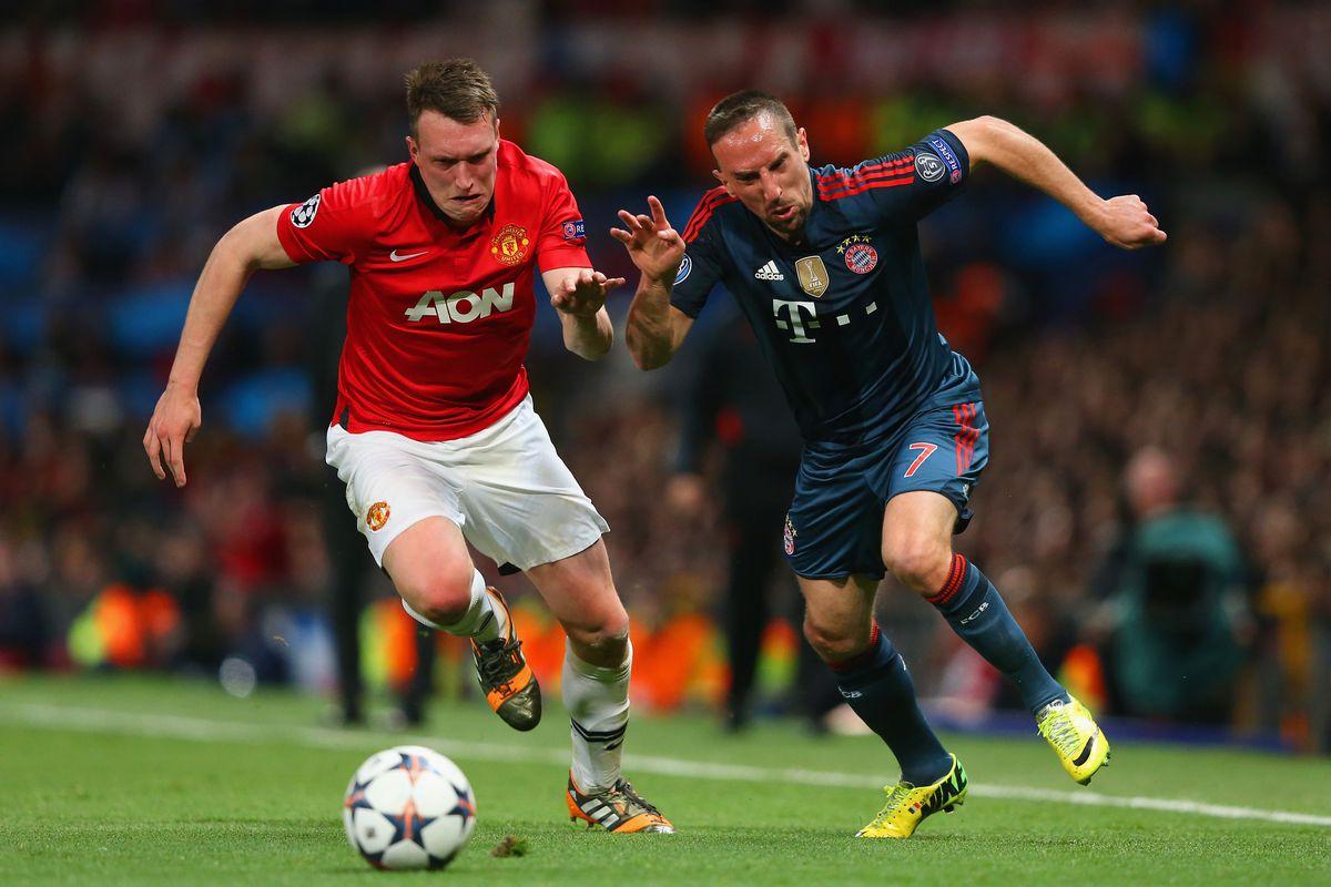Bayern Munich Vs Manchester United UEFA Champions League