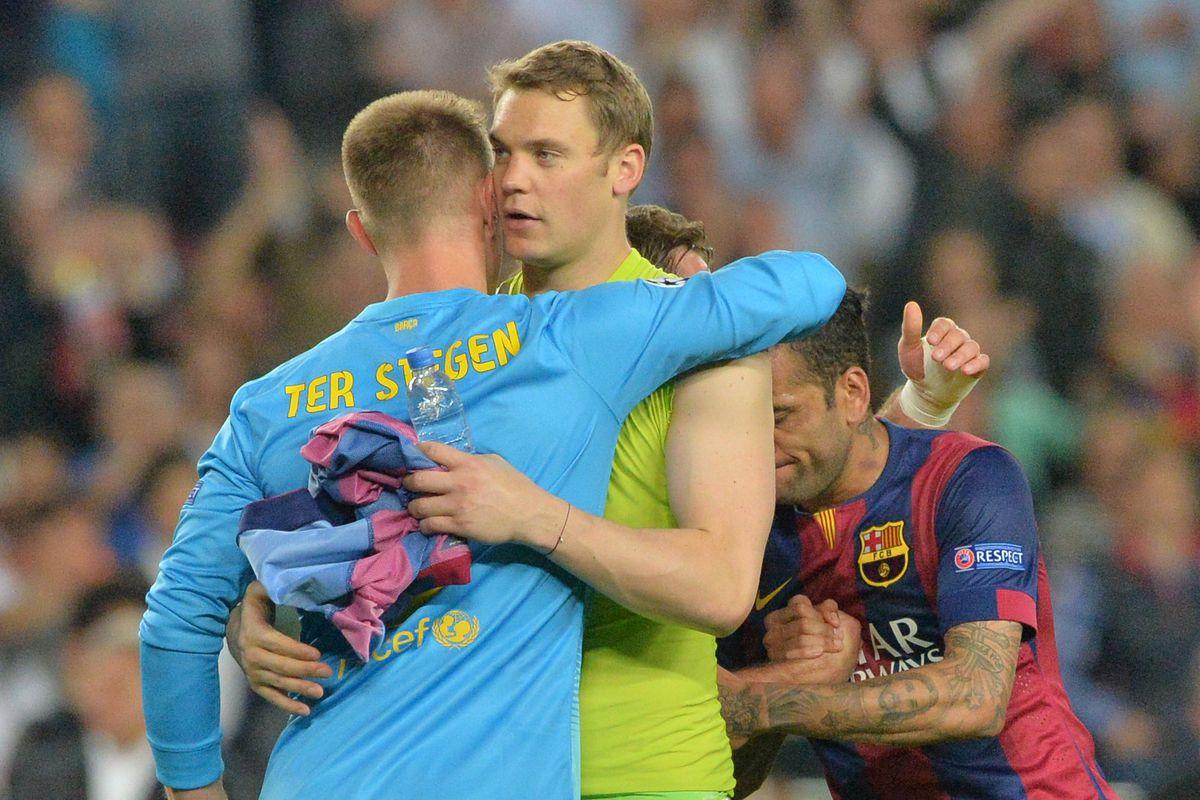FC Barcelona vs. FC Bayern Munich