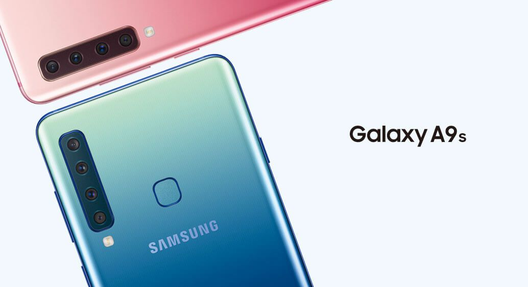 The Galaxy A6s is the first Samsung phone not made by Samsung 3
