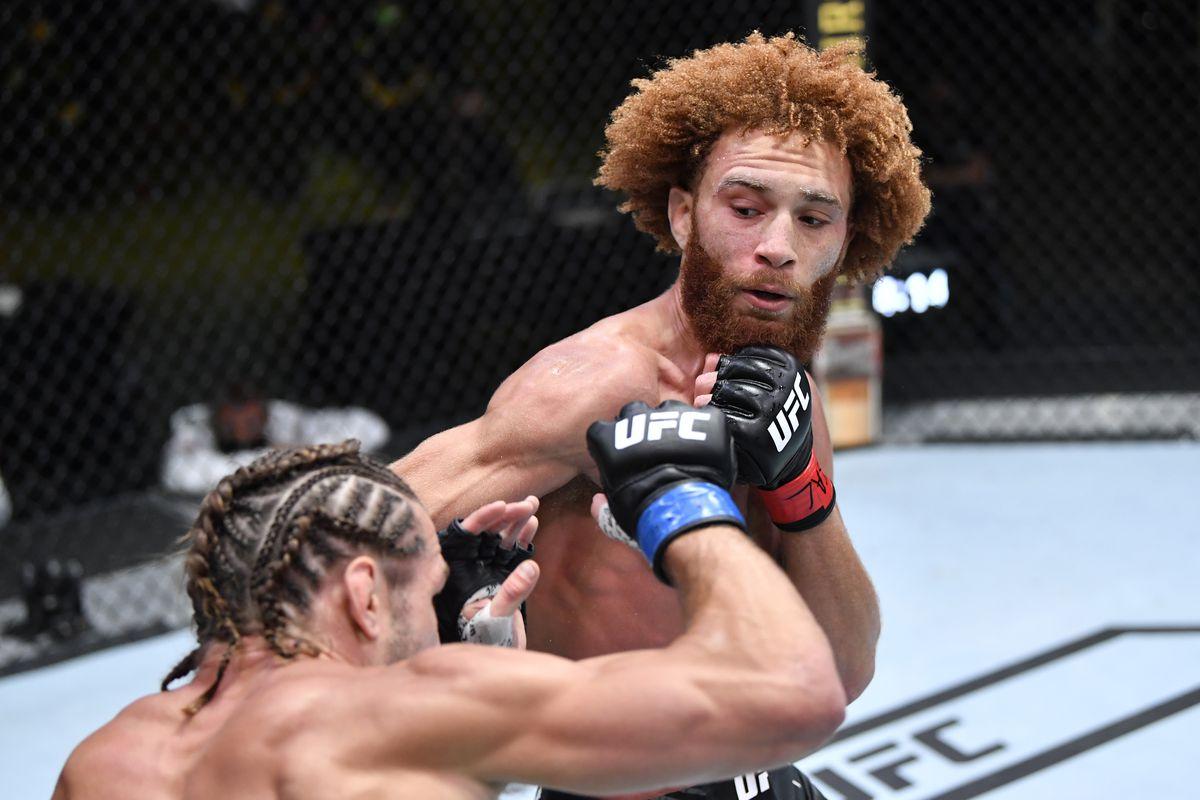UFC Fight Night: Luis Pena v Alexander Munoz