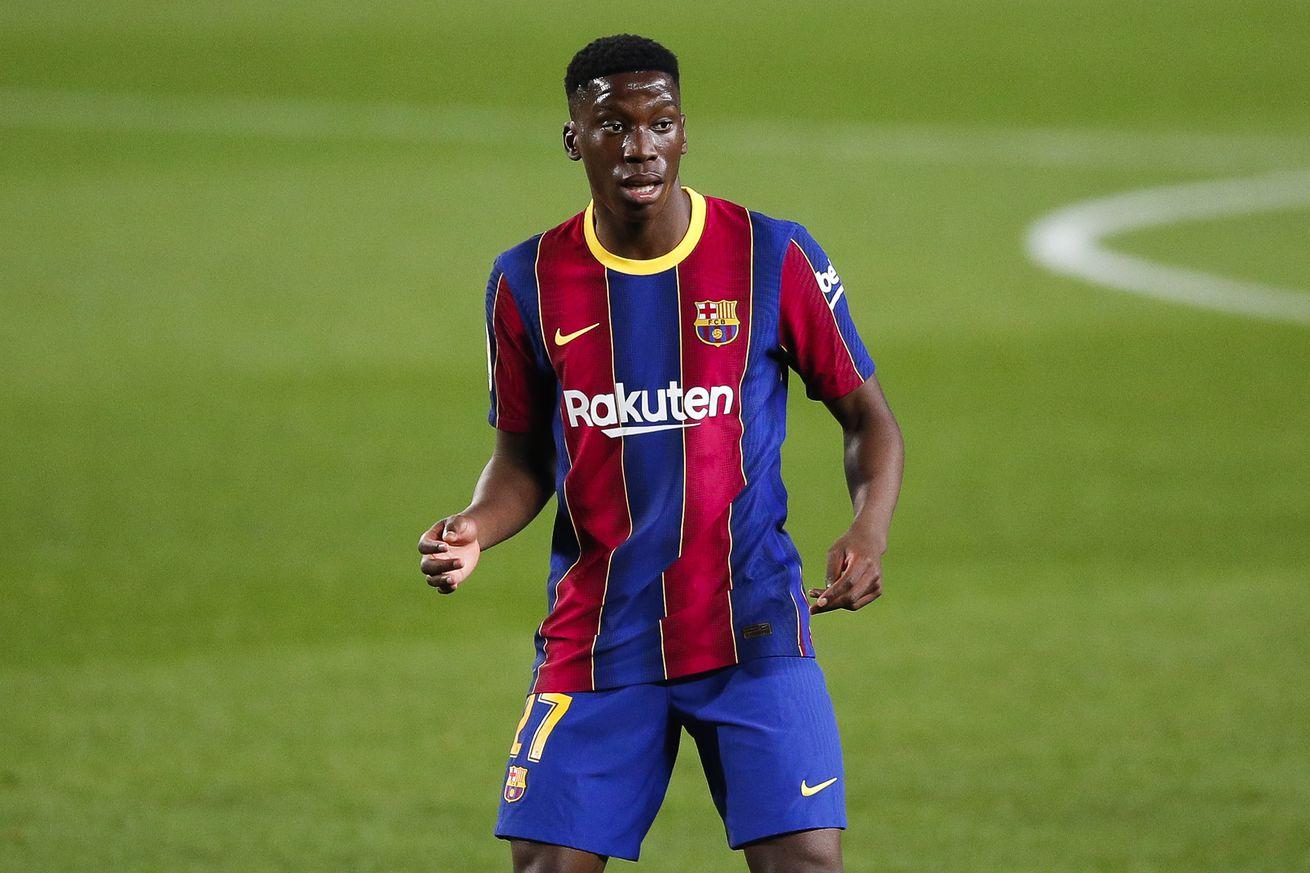?Tensions rising? between Ilaix and Barcelona - report