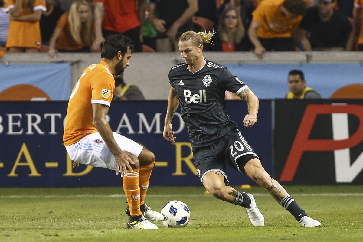 MLS: Vancouver Whitecaps at Houston Dynamo