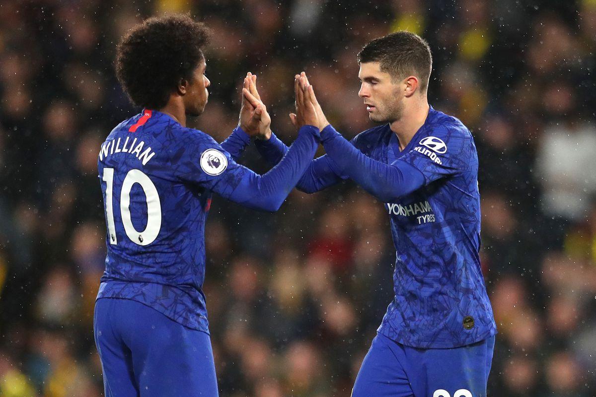 Watford FC v Chelsea FC - Premier League