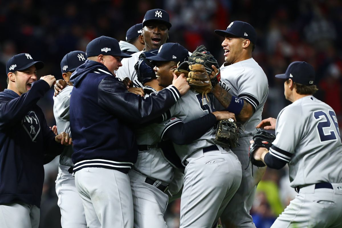 Sabermetrics news: The Yankees sweep their way to the ALCS