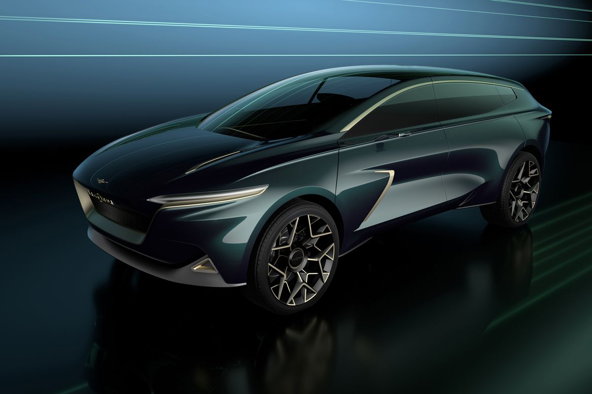 The Lagonda All Terrain Concept Is Aston Martin S Far Out Vision For