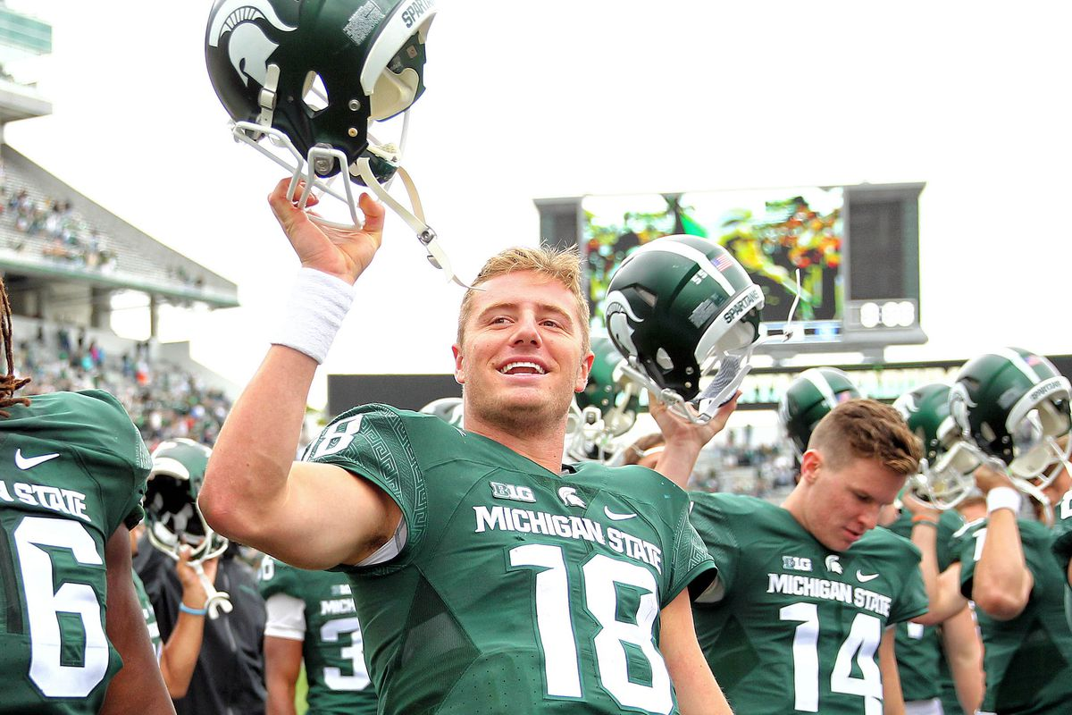 finest selection 7f380 1a75b Connor Cook Contract Breakdown with Raiders - The Only Colors
